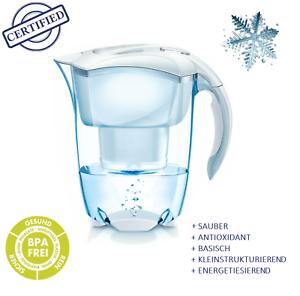 Wasserfilter-Wasserionisator-Karaffe-ionisierer-fuer-basisches-Wasser-NEU