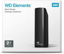 WD ELEMENTS DESKTOP 2TB DRIVERS PC