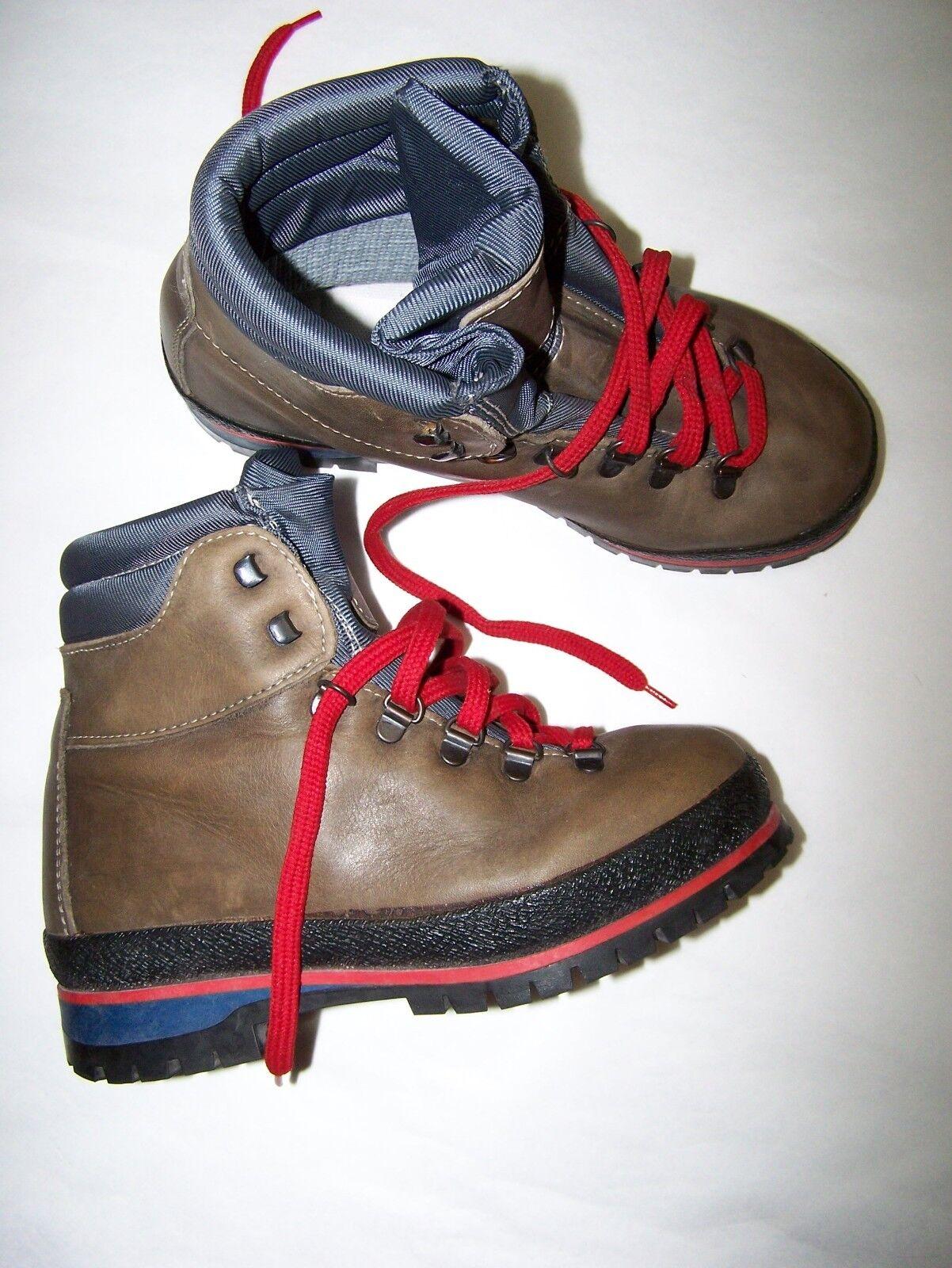 Chaussures SCARPONI  RANGE  MONTAGNA  TREKKING chaussures N°36