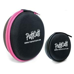 PuffCuff Round Hardcover Carrying Cases - 2 sizes