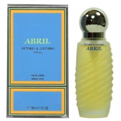 ABRIL de VICTORIO & LUCCHINO - 30 ML / 1.0 FL. OZ - VAPORIZADOR SPRAY