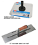 Plastering-Trowels-Aluminium-Hawk-11-034-18-034-Finishing-amp-BUCKET-Trowel-Set-HILKA thumbnail 8