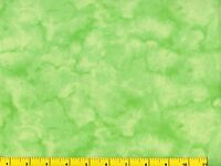 Light Fluorescent Green Watercolor Blender Quilting Fabric By Yard 2109