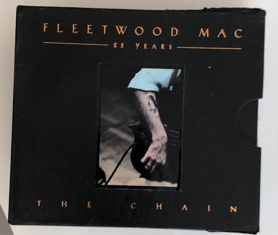 Fleetwood Mac: The Chain, rock