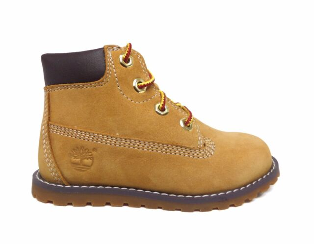 Pokey Pine Zip Lace-up Boots Timberland Free Shipping For Nice Deals Factory Price Professional Free Shipping Really MX0ZW8X00