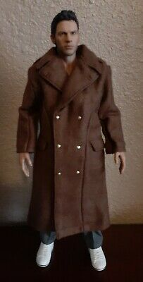 """and U.S Army Casual Jackets Trench Coats Model For 12/"""" Figure 1:6th U.S.A"""