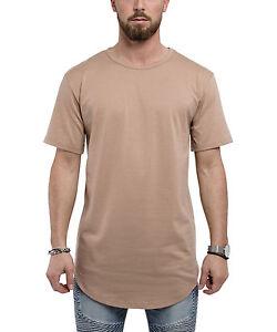 2d58e572706e Image is loading Blackskies-round-Longshirt-T-Shirt-Oversize-Desert-Mens-