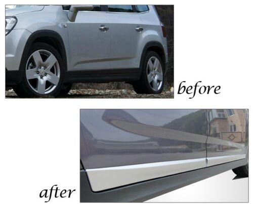 Side Body Moulding Trim Cover for Chevrolet Orlando 2010 w//Tracking No.