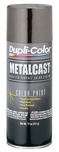 dupli color mc206 metalcast smoke anodized spray paint ebay. Black Bedroom Furniture Sets. Home Design Ideas