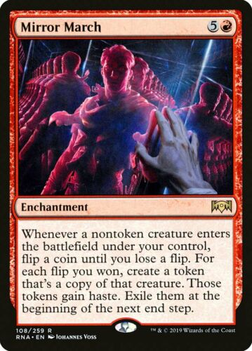 Rare Mirror March RNA #108 Mint MTG Magic Card