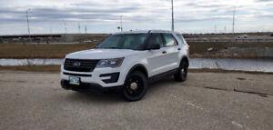 2016 Ford Explorer Police Utility