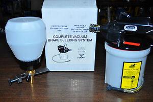 VACULA-18-9961-BRAKE-FLUID-VACUUM-BLEEDER-WITH-REFILL-BOTTLE-MADE-IN-SWISS