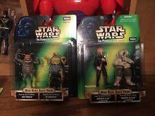 Star Wars New Max Rebo Band Pairs Power of the Force Joh Yowza Droopy McCool