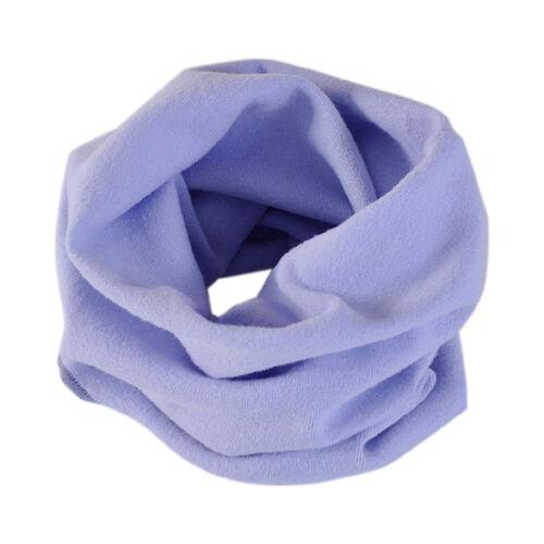 Fashion Winter Warm Children Girls Boys Collar Baby Scarf O Ring Neck Scarves