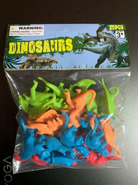 Regent Set of 8 Dinosaur Toys for Kids