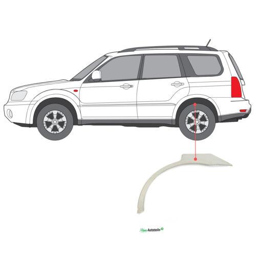 Actives réparation Tôle Gauche adapté pour Subaru Forester SG 2002-2008