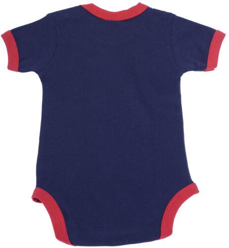 ANCHOR /& HEART Matrosen SAILOR Kurzarm Baby Body Rockabilly