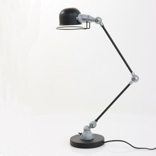Tischleuchte Steinhauer Mexlite 7655ZW Vintage Schreibtischlampe Industrie-Look