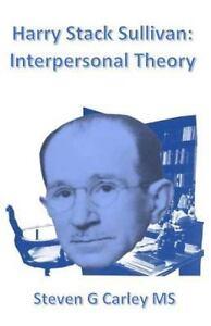 harry stack sullivan theory
