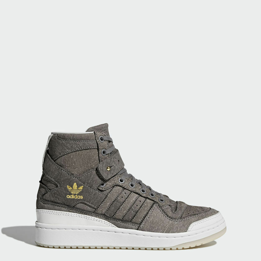 Adidas Originals Forum HI Crafted shoes With Cleaning KIT Size 9.5 us BW1253