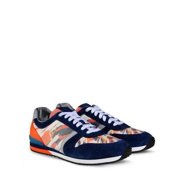 Just Cavalli Mens scarpe da ginnastica MultiColoreee S08WS0052 Dimensione 42