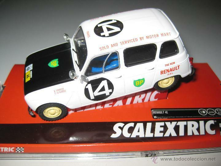 SCX Ref. A10192S300 RENAULT 4L EAST AFRICAN NEW 1 32
