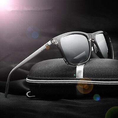 Aluminium Men's Polarized Driving Mirrored Sunglasses Glasses Outdoor Eyewear