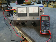 Freed Transformer Co Megohmmeter 1620a Voltage Bench Tested Good