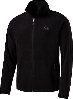 Neue McKinley Herren Fleece Jacke Atula II ux black Gr. XS UVP: 29,99€ | eBay