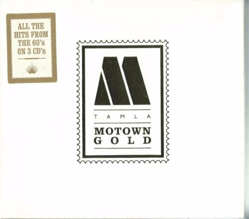 1 of 1 - VARIOUS - TAMLA MOTOWN GOLD (THE SOUND OF YOUNG AMERICA) 2001 UK 3 X CD COMPILAT