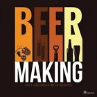 2017 Beer Making Wall Calendar by TF Publishing