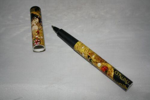 Geschenkkarton Kugelschreiber Stift Gustav Klimt Der Kuß