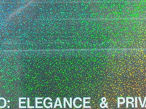 STARDUST DESIGN HOLOGRAPHIC HOLOGRAPHIC HOLOGRAPHIC WINDOW TINT FILM 60