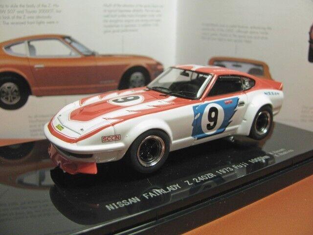 1/43 Nissan Fairlady Z 240ZG  1973  Fuji 1000km diecast