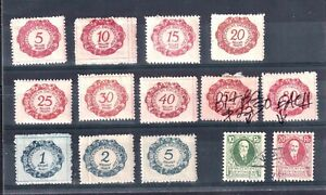 LIECHTENSTEIN 2 STOCK PAGES B1-B2 ($45) COLLECTION LOT MORE 42 STAMPS $$$$$$$