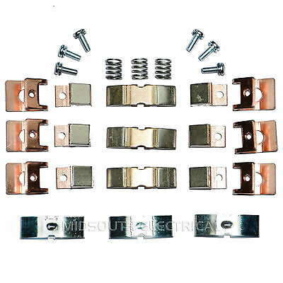 3 POLE FREEDOM REPLACEMENT CONTACT KIT-SES 6-65-8 CUTLER HAMMER SIZE 2 /& J