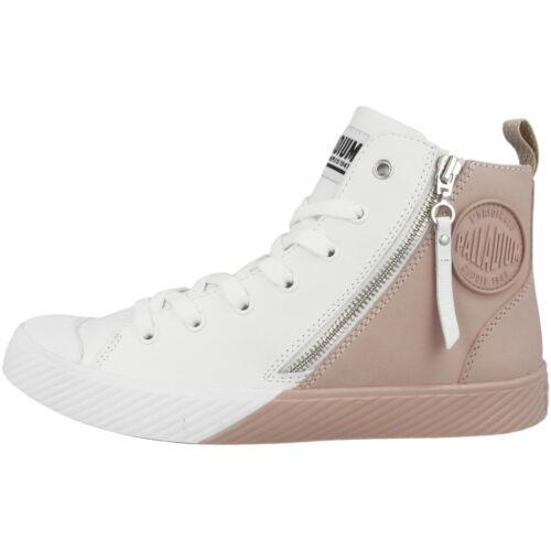 75953 2tone White Sneaker 947 Palladium Pallaphoenix High Z Dust Rose Top Schuhe wPlTikOXZu