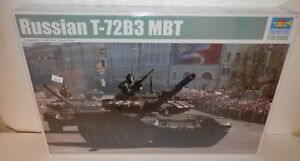 Trumpeter 9508 Russian T-72B3 MBT in 1:35