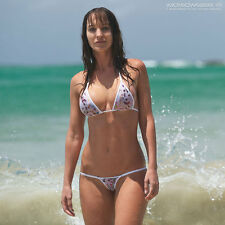 Wicked Weasel Spring Stripe - 451 String Bottom - Small - rare and discontinued