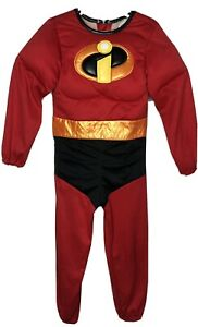 Toddler XS 4 4T Disney Store Incredibles Dash Muscle ...
