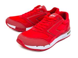 Brooks Heritage para hombre tenis deportivos Running Casual Rojo Fusion zapatos