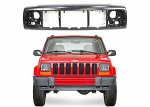 1997 2001 jeep cherokee xj replacement front header panel new free image is loading 1997 2001 jeep cherokee xj replacement front header publicscrutiny Gallery
