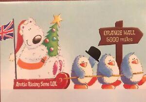 orange order christmas card orange hall apprentice boys derry ulster
