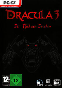 --  DRACULA 3  -  DER PFAD DES DRACHEN  --     Top-Game  -  XP / Vista