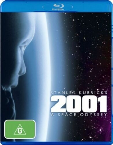 1 of 1 - 2001 - A Space Odyssey (Blu-ray, 2008)