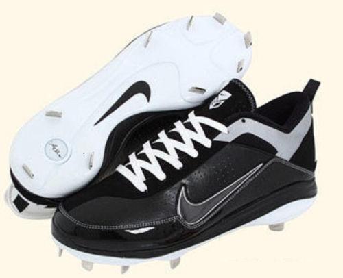 Seasonal clearance sale New Men's Nike Air Show Elite 2 Metal Baseball Black Cleats Comfortable