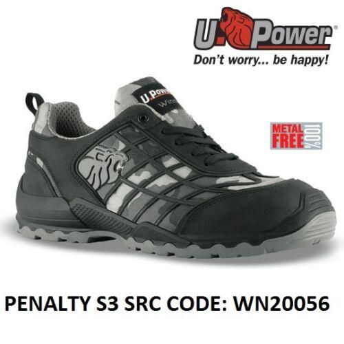 Penalty Src Upower Antinfortunistica Da Scarpe Lavoro U Wn20056 power S3 Bassa nqWHaOXxqS