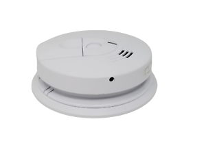 Smoke Detector Covert Wifi Spy Nanny Hidden Infrared Dual Camera