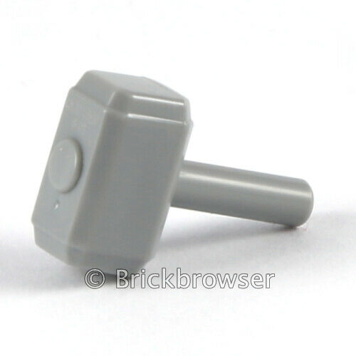 NEW LEGO Part Number 75904 in Med Stone Grey