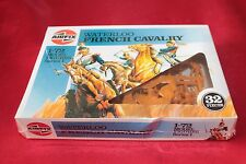 Soldatini Figure AIRFIX 1:72 WATERLOO FRENCH CAVALRY COD.01736